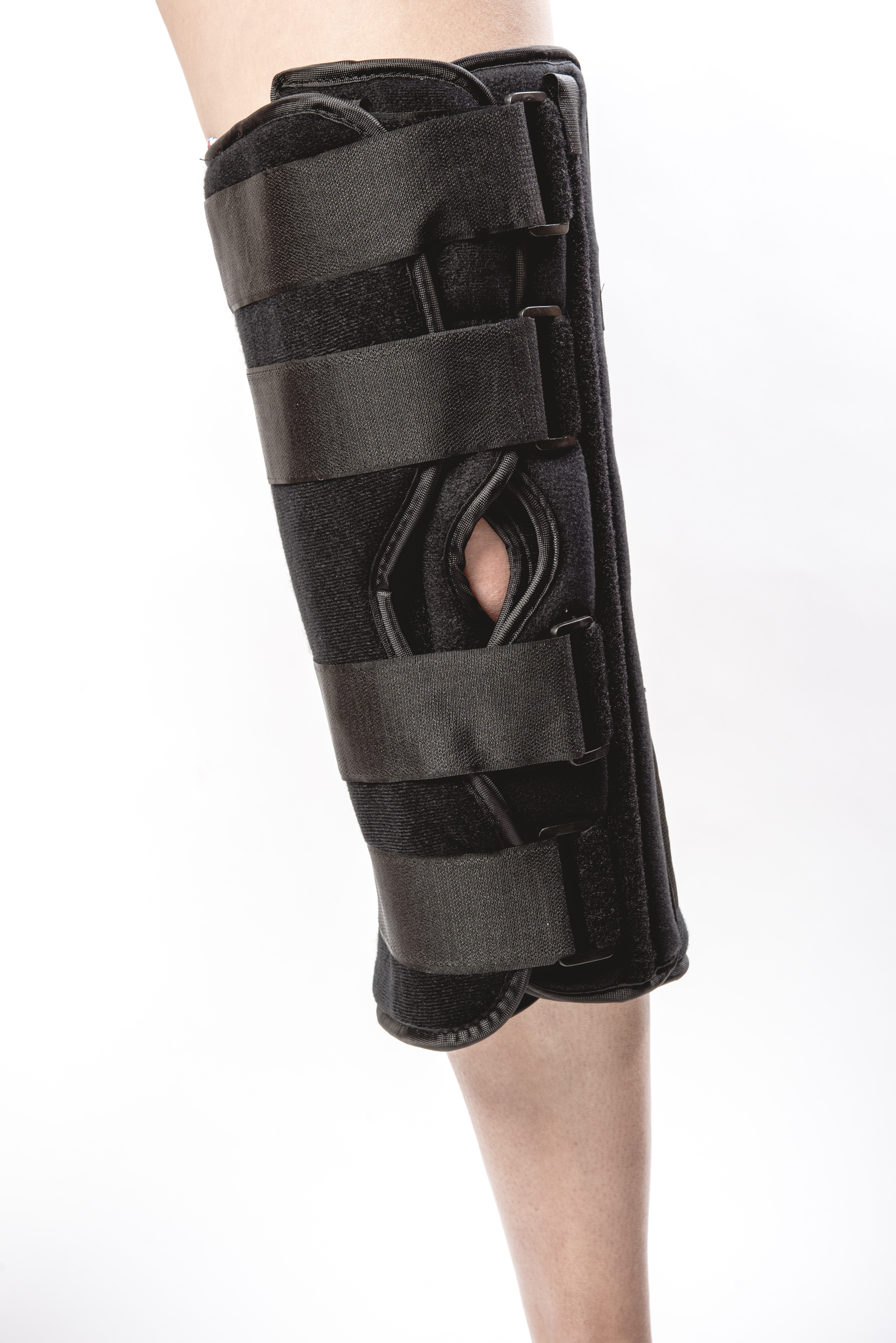 378cc12030 TRUE FIT THREE PANEL KNEE IMMOBILIZER - Doctor's Choice